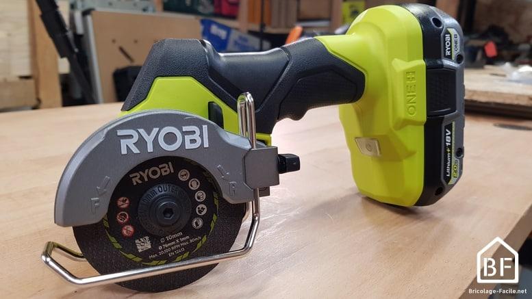 Mini-scie Ryobi RCT18C-0