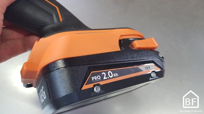 batterie 18V AEG