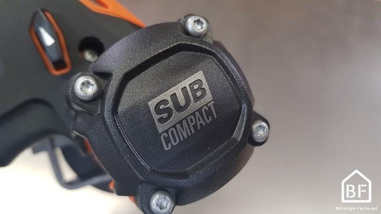 moteur Sub compact