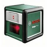 Test et avis : niveau laser Bosch Quigo Plus
