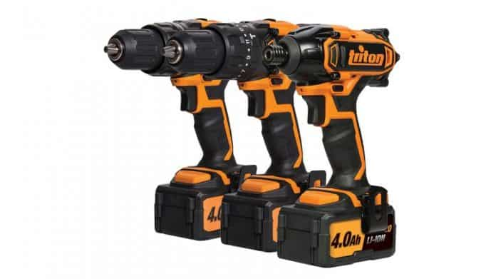 Gamme Triton T20