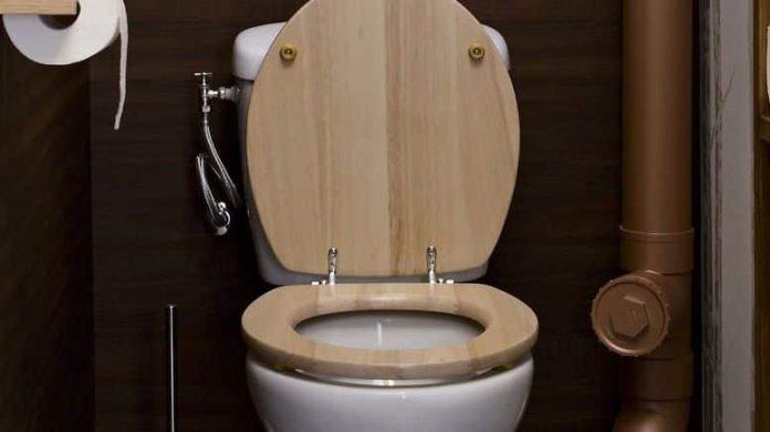 abattant de WC