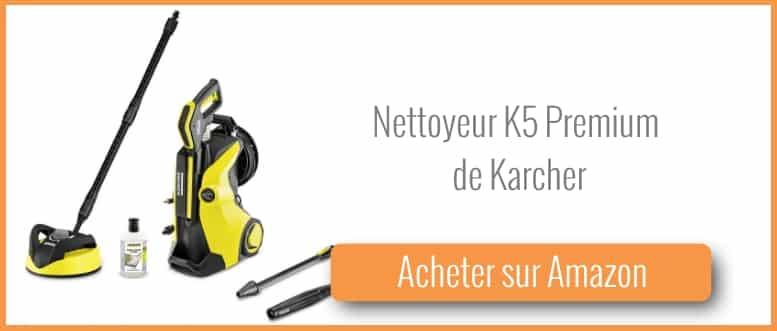 Acheter un k5 de Karcher
