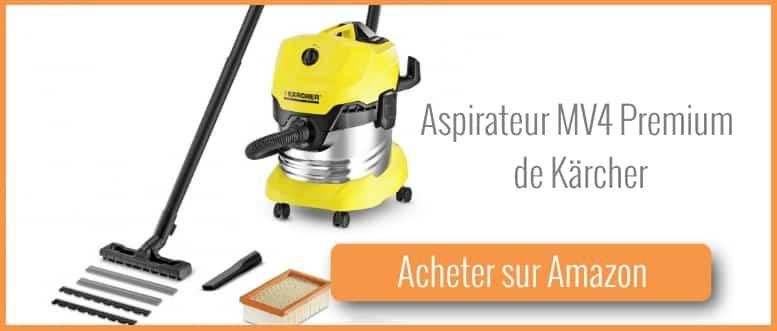 aspirateur karcher wd4 maison design. Black Bedroom Furniture Sets. Home Design Ideas