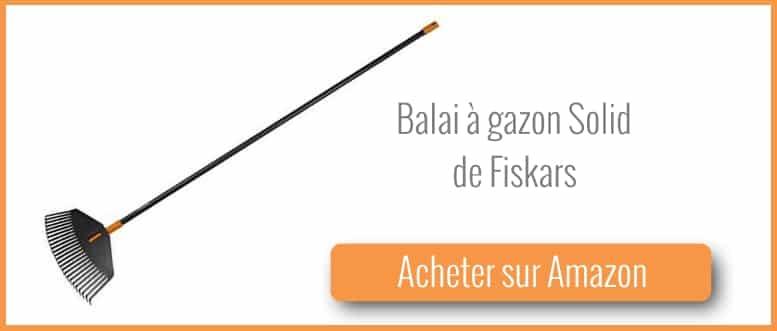 Acheter un balai à gazon Fiskars