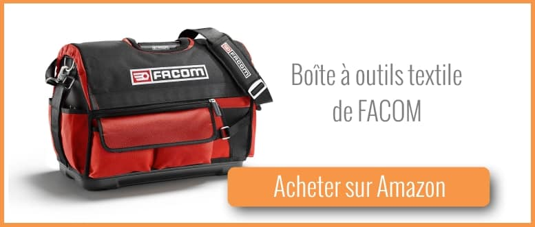 test et avis bo te outils textile mini probag de facom. Black Bedroom Furniture Sets. Home Design Ideas