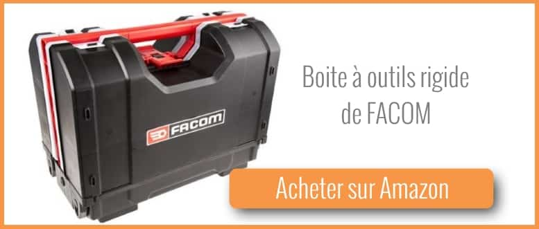 Acheter une boite à outils rigide de Facom