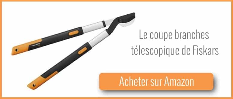 Test et avis les coupes branches fiskars bricolage facile - Coupe branche telescopique fiskars ...