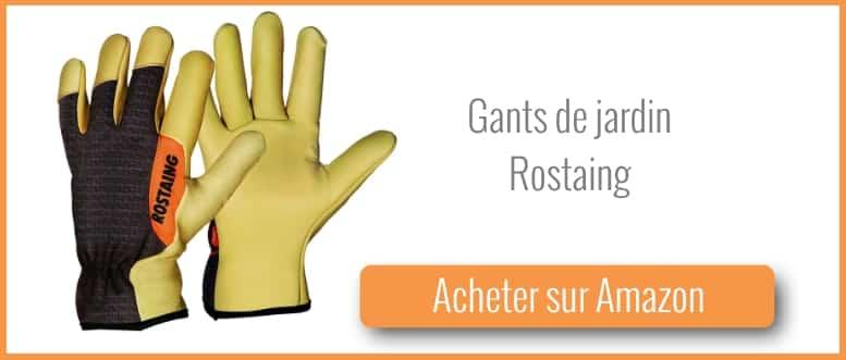 Acheter des gants de jardin Rostaing