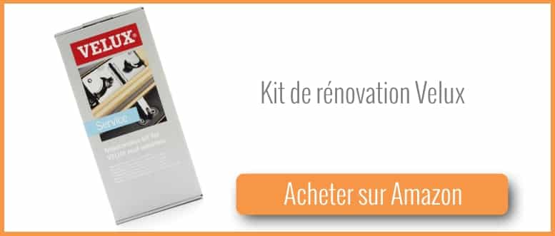 r nover un velux avec un kit d entretien joint graisse bricolage facile. Black Bedroom Furniture Sets. Home Design Ideas