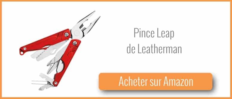 acheter une pince leap de leatherman