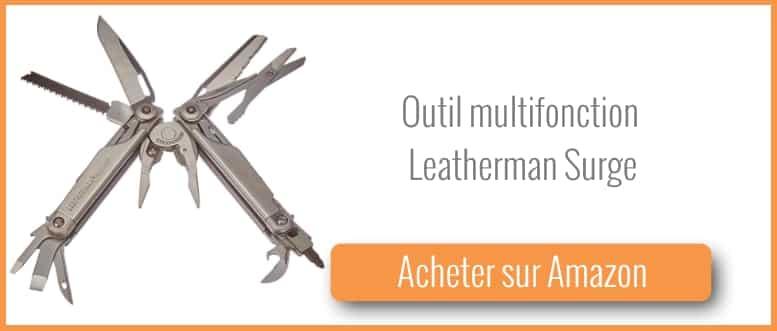 Acheter un outil leatherman Surge