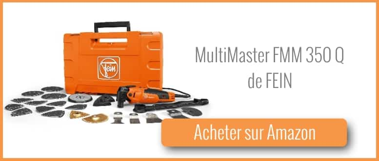 Acheter un Outil multifonctions Multimaster 350 Q de Fein