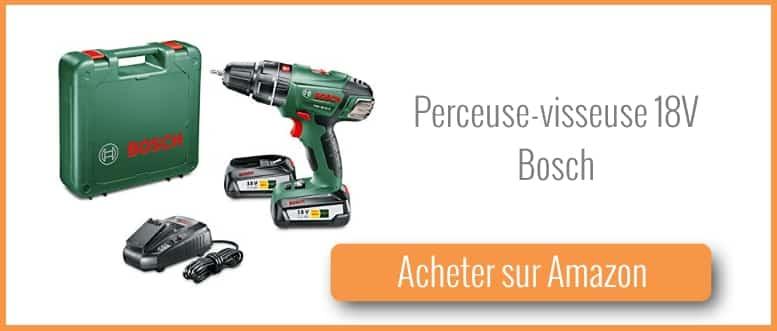 Acheter une perceuse Bosch