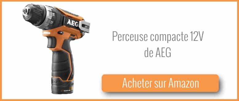 Acheter une perceuse compacte AEG