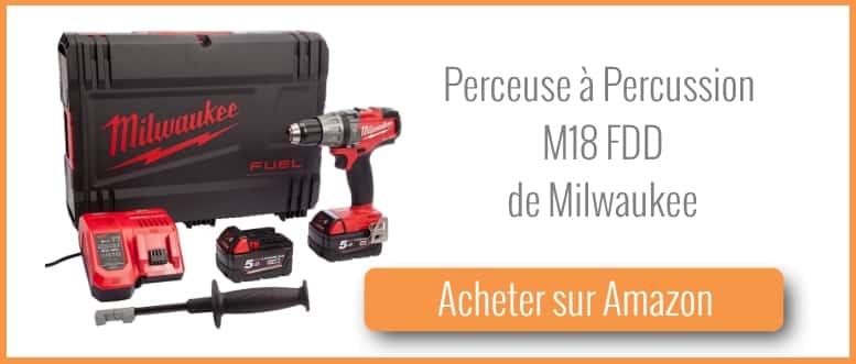 Acheter une perceuse M18 FDD de Milwaukee