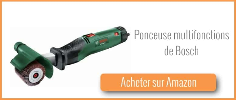 acheter une ponceuse multifonctions bosch