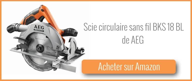 Acheter une scie circulaire AEG sur Amazon