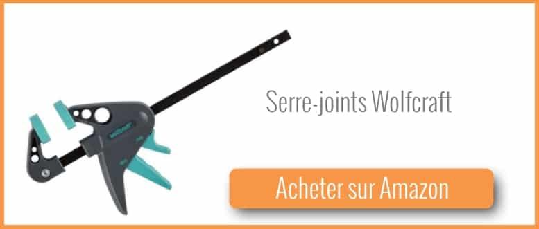 Acheter un serre-joint Wolfcraft