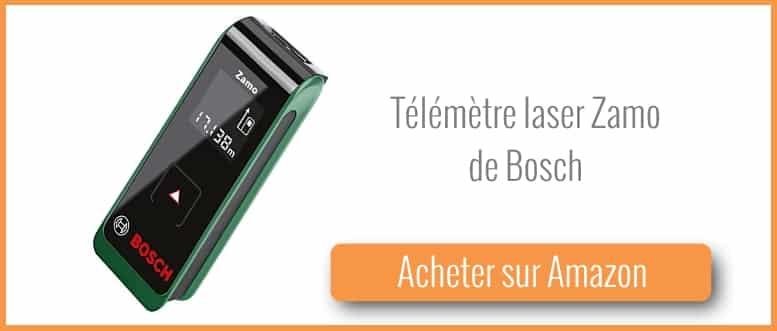 acheter un télémètre laser Zamo de Bosch