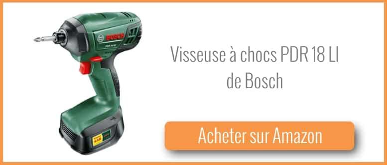 Acheter une visseuse à chocs sans fil Bosch