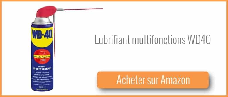 Acheter Lubrifiant multifonctions WD40