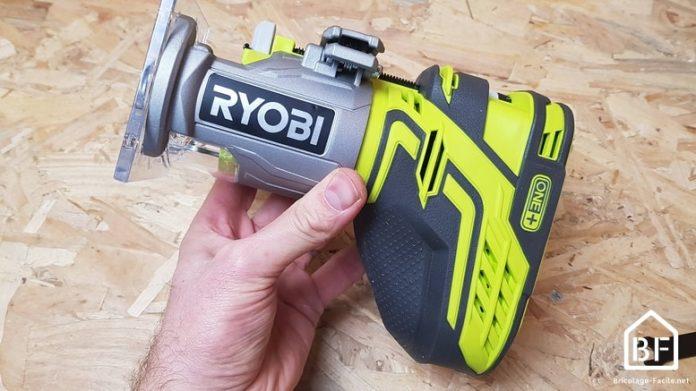 affleureuse Ryobi R18TR-0 18V ONE+
