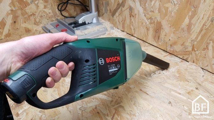 Aspirateur sans fil easyvac de Bosch