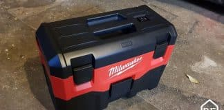 Aspirateur de chantier sans fil Milwaukee