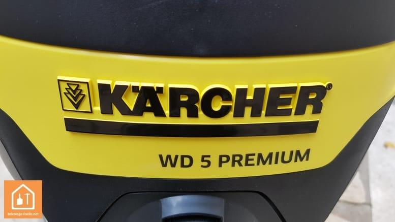 Aspirateur Karcher WD5