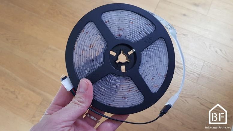 rouleau de bande LED