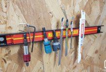 barre magnétique pour outils