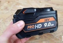 batterie AEG 18V 9Ah