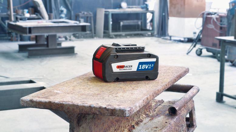batterie bosch professional 18v 6ah