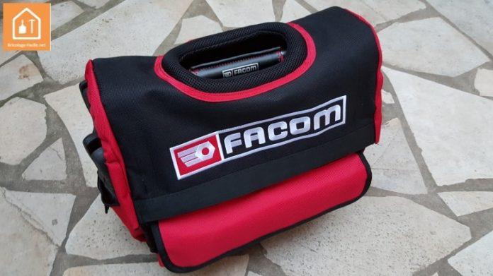 Boîte à outils textile Facom