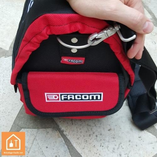 Boite à outils textile de Facom