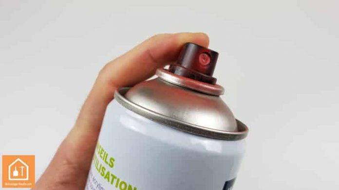 bombe de peinture
