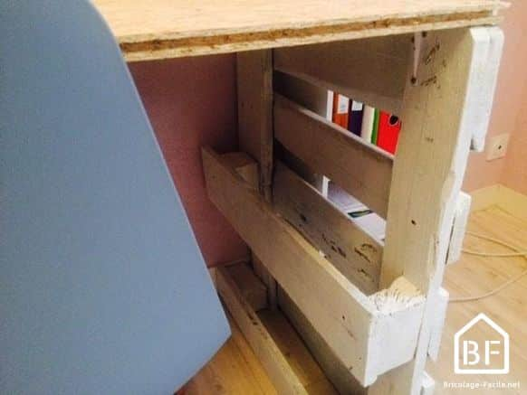Bureaux en palette diy conseils et idées originales