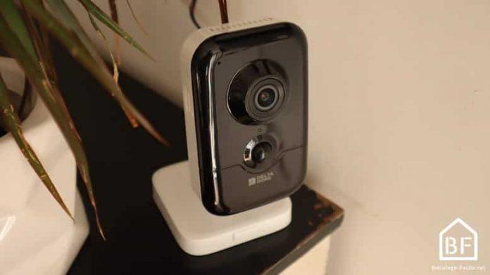 Caméra Tycam 1100 de Deltadore