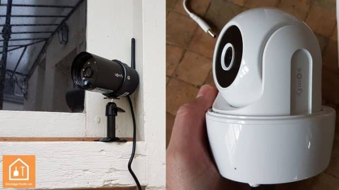 Caméras connectées Somfy