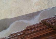 ciment ancienne toiture