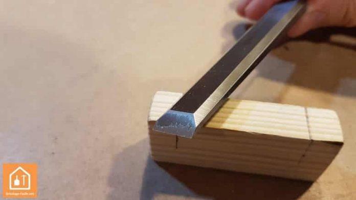 ciseau à bois