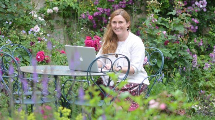 Claire blogueuse jardinage