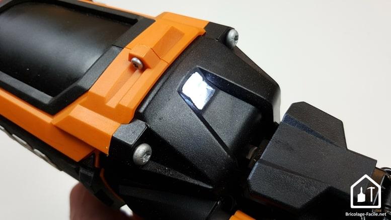 Cloueurs sans fil AEG - LED