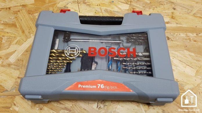 Coffret d'accessoires de Bosch