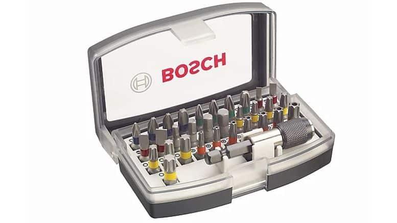 Coffret d'embouts de vissage Bosch Professional