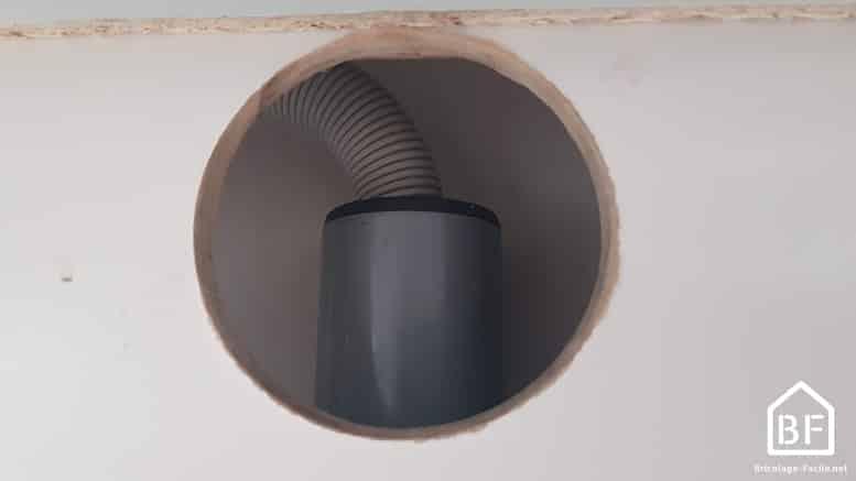 Tube PVC à coller