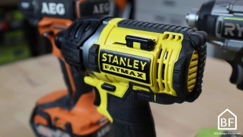Visseuse à choc Stanley