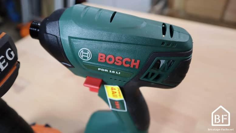Visseuse à choc Bosch