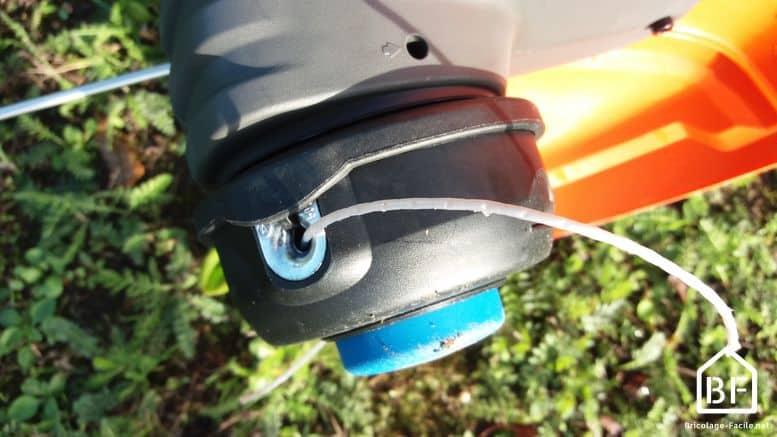 fil de coupe